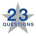 23 Questions Trivia icon