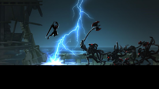 Shadow of Death 2 - Shadow Fighting Game Mod