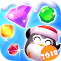 Ice Crush 2018 - A new Puzzle Matching Adventure APK