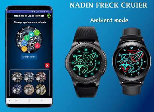 Screenshot for Nadin Freck Cruier in Taiwan Play Store