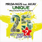 Unique (Official Street Parade 2016 Theme) [feat. Akay]