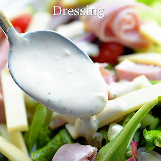 Horseradish Ranch Dressing