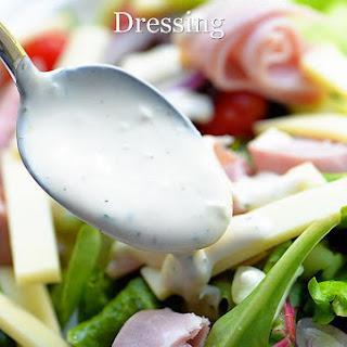Buttermilk Horseradish Dressing Recipes
