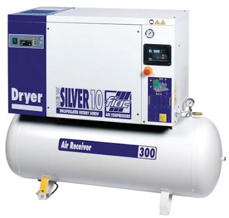 Skruvkompressor Fiac New Silver 10
