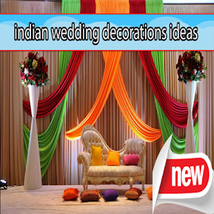 indian wedding decorations ideas - náhled