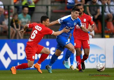 Un joueur important s'est blessé durant le stage du Standard de Liège