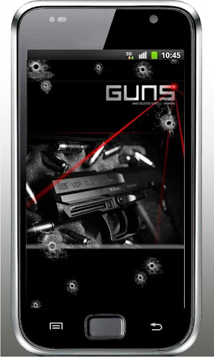 Guns SWAT Cool HD LWP