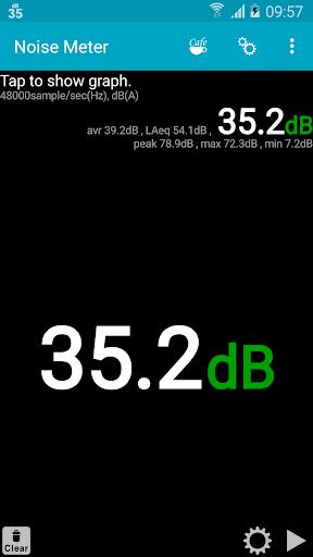 無料工具AppのNoise Meter|記事Game