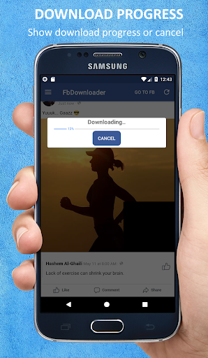 Free Video Download For Facebook 1.0.2 screenshots 3