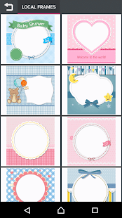 Baby Picture Frames - náhled
