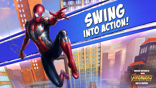 MARVEL Spider-Man Unlimited  screenshots 13