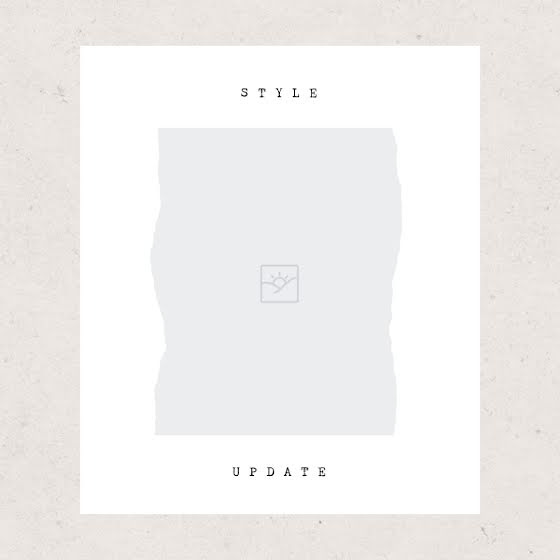 Style Update Frame 01 - Instagram Post Template