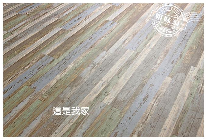 富銘塑膠地板Green-Flor 防潮塑膠地板