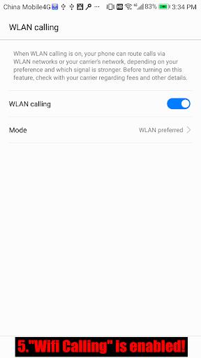 Wifi Calling 1.0.4 screenshots 5