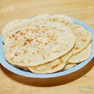 Two-Ingredient Flatbreads