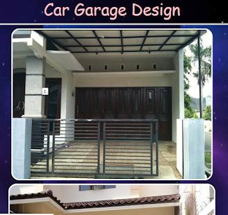 Car Garage Design - náhled