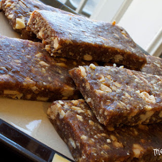 Homemade Lara Bars (Cashew Cookie)
