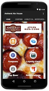 Amherst Pizza and Ale House- screenshot thumbnail