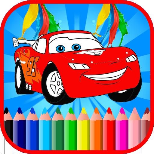 Mcqueen Coloring Pages Google Playde Uygulamalar