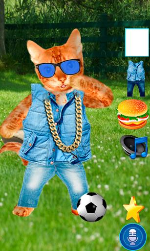 無料娱乐Appのリアル話す猫|記事Game