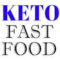 Keto Diet App : Fast Food Weightloss Plan icon