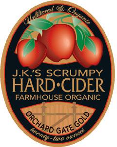 Logo of J.K.'s Organic Cider