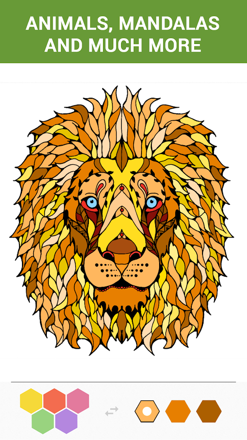 ColorMe - Coloring Book Free - Android Apps on Google Play