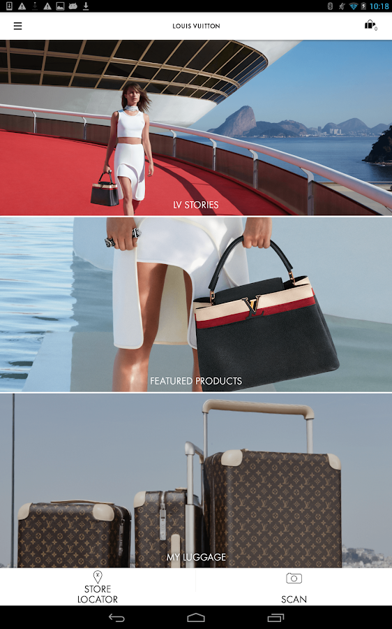 Louis Vuitton Pass- screenshot