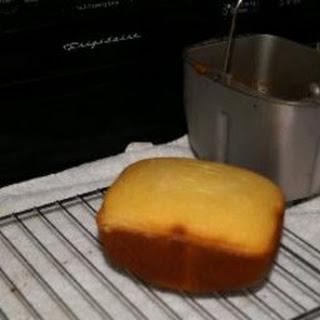 Bread Machine - Cornmeal Bread.