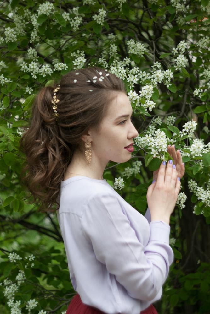 Анастасия Кожевникова в Уфе