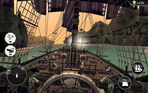 Игра Assassin's Creed Pirates для планшетов на Android