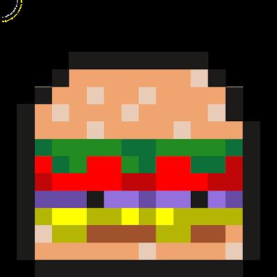 Una rica hamburguesa!