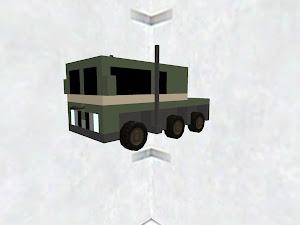 Military Semi Truck