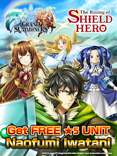 Game Grand Summoners - Anime Action RPG APK for Windows Phone