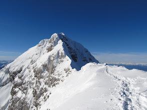 Photo: in naprej po grebenu