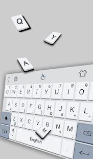 Keyboard for OS 10 - náhled