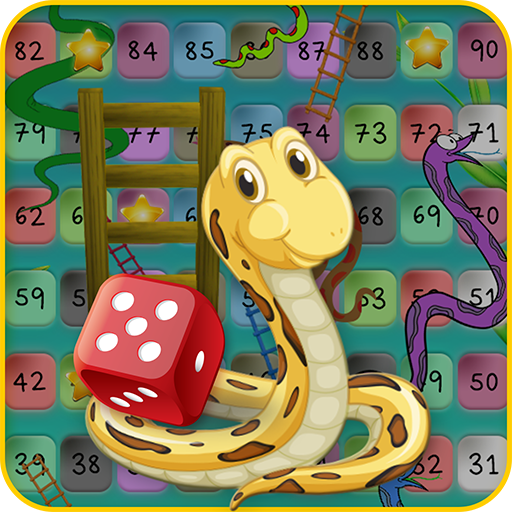 Classic Snakes & Ladders