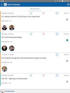 Eventdex-Event Management App - náhled