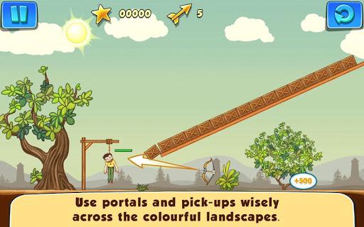 Gibbets 2: Bow Arcade Puzzle apkmr screenshots 2