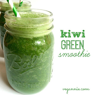 Kiwi Green Smoothie Recipe