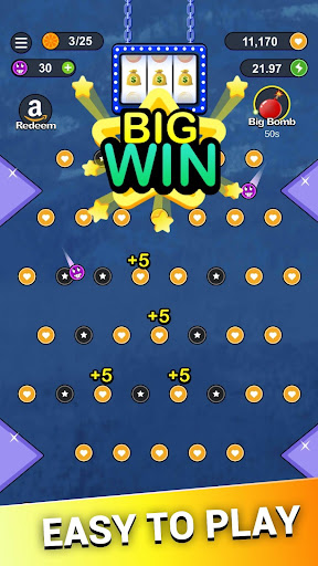 Plinko Dream - Be a Winner 1.0.6 screenshots 1