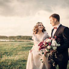 Wedding photographer Marina Kovsh (Shvok). Photo of 27.06.2017
