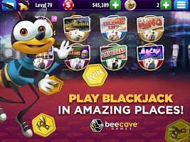 Screenshot of BeeCave Casino