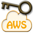 SAML to AWS STS Keys Conversion Icon