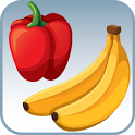 Smart Kids - Learn Fruits and Vegetables icon
