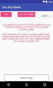 Cao Duy Khánh - náhled