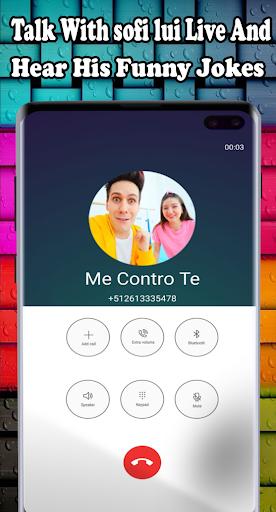 Video Call From Me Contro Te Sofi e Lui 2 screenshot 2