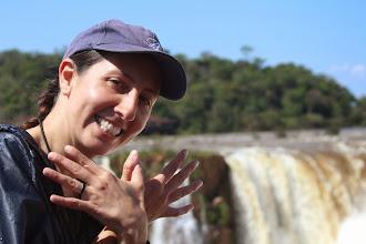 Photo: Chutes d'Iguazu (Argentine)