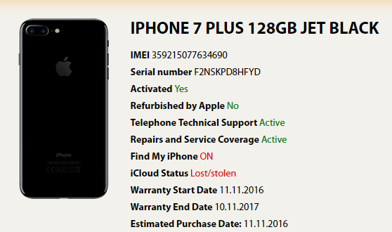 Imei Info Iphone Android Apps On Google Play