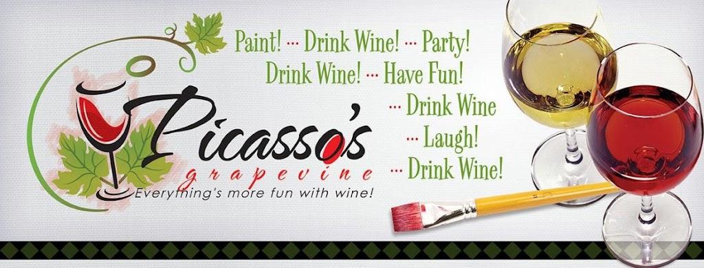 picasso's grapevine